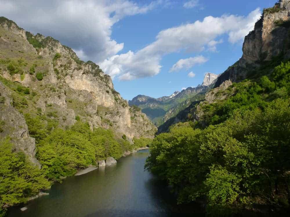 Vegan reisen in Griechenland - Tipps zum Epirus 3