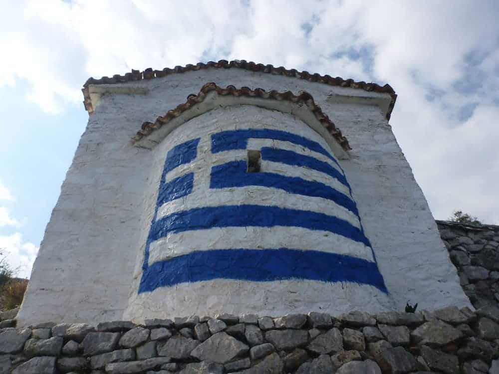 Kapelle Griechenland