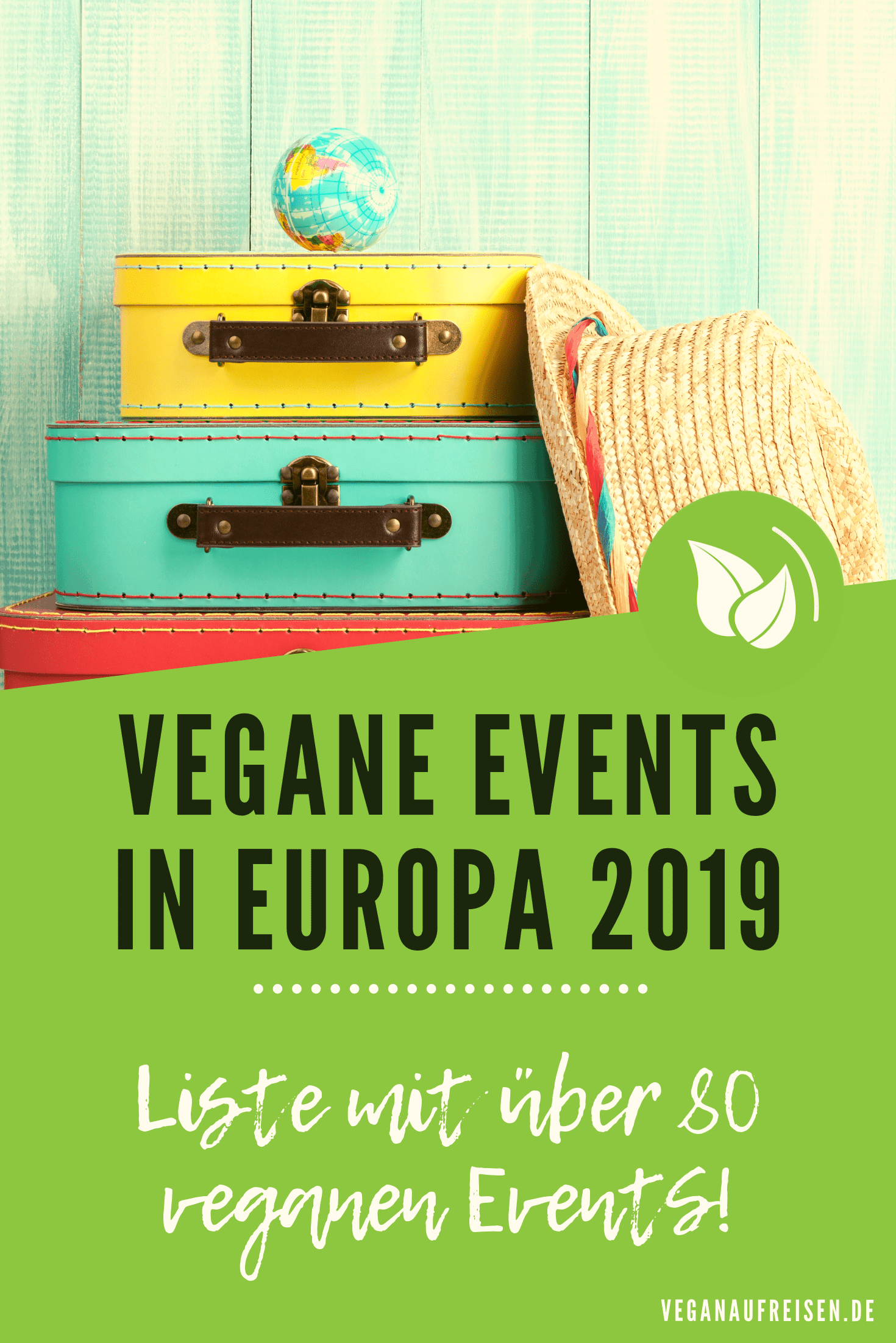 Vegane Events in Europa 2019