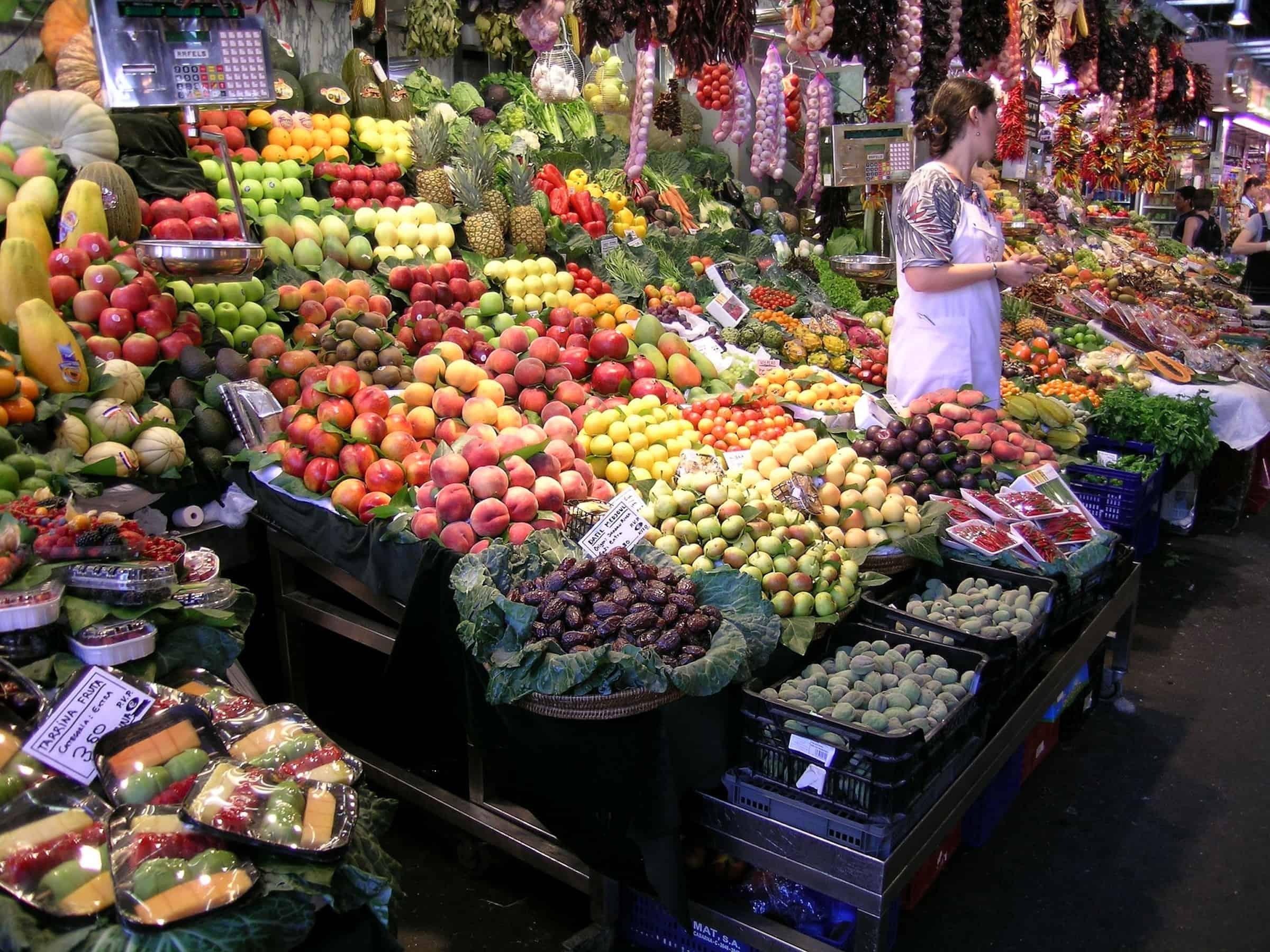Vegan reisen in Spanien – Barcelona