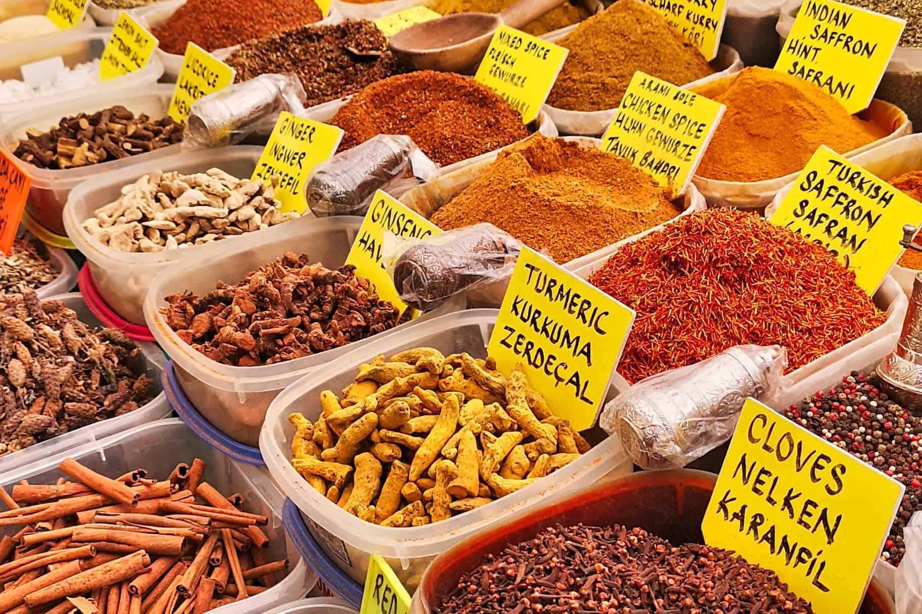 Türkei Vegan Reisewörterbuch