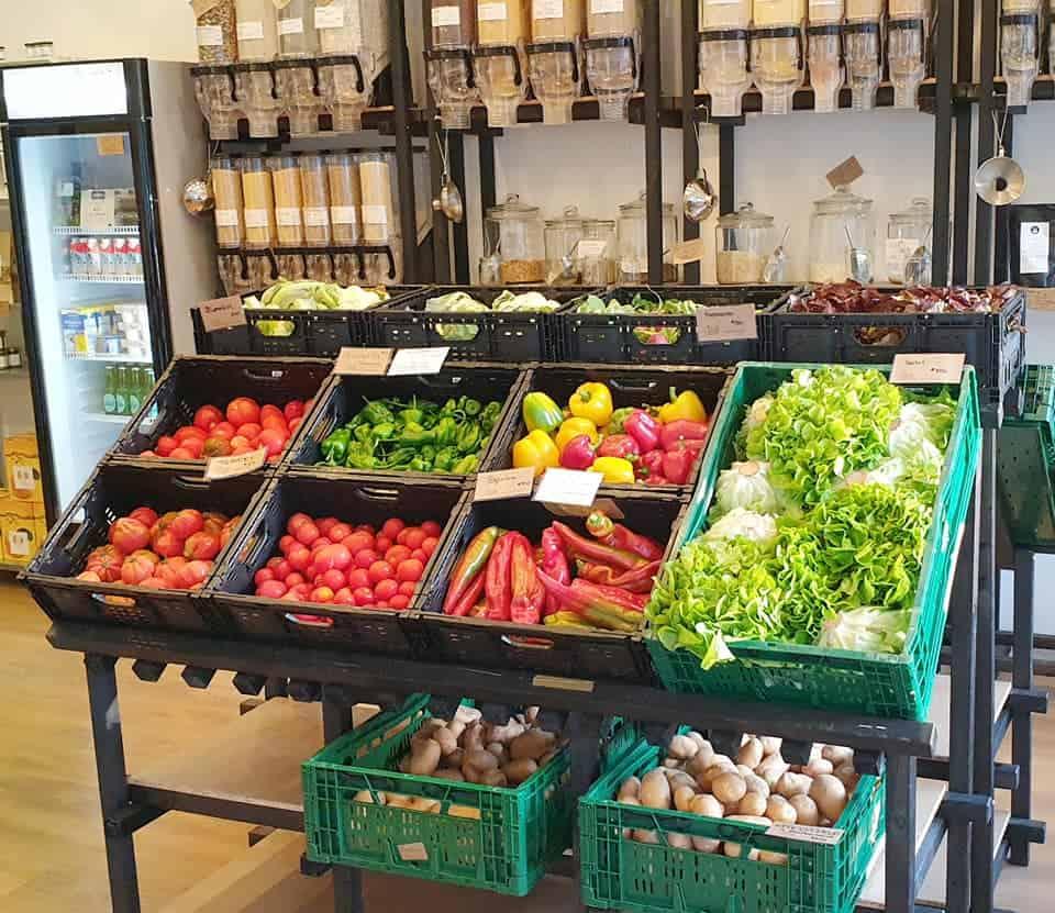 Vegane Städtereise nach Münster: Fairteilbar