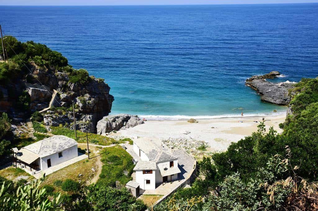Vegan Reisen in Griechenland - Pilion Tipps von Niki