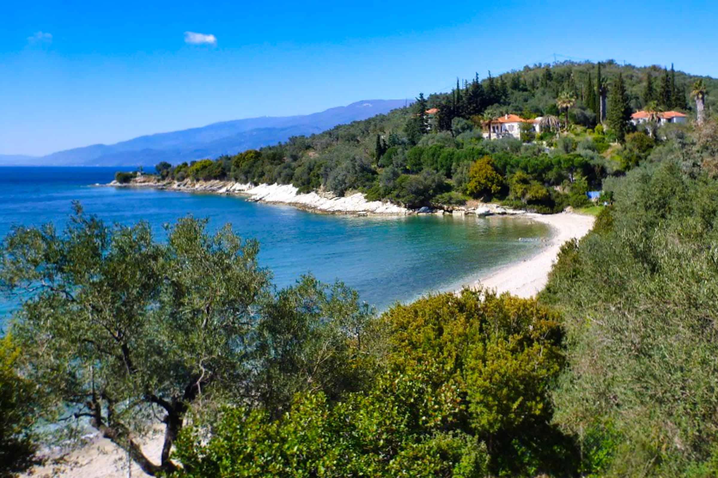 Vegan Reisen in Griechenland - der Pilion