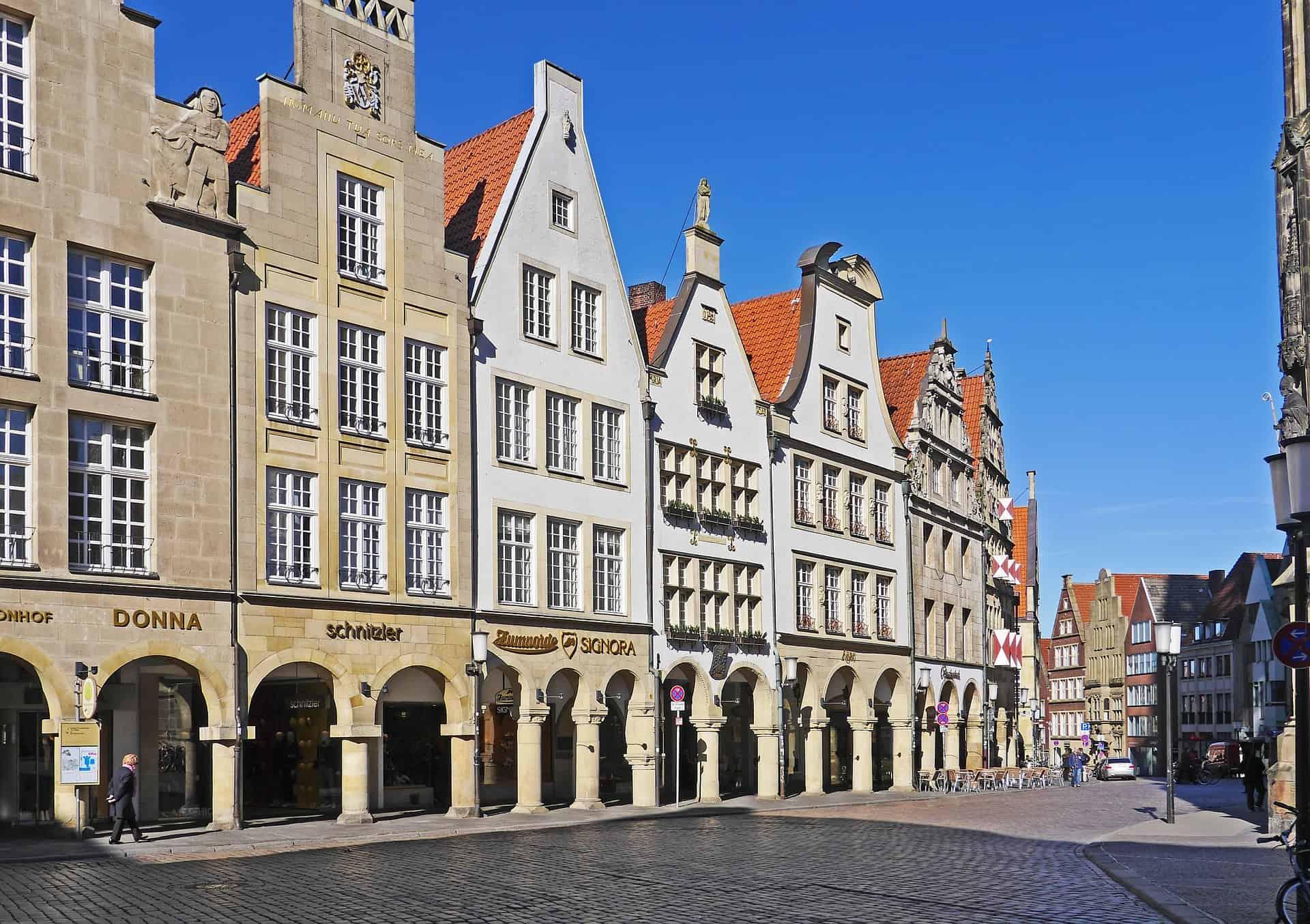 Vegane Städtereise nach Münster: vegan essen & fair shoppen