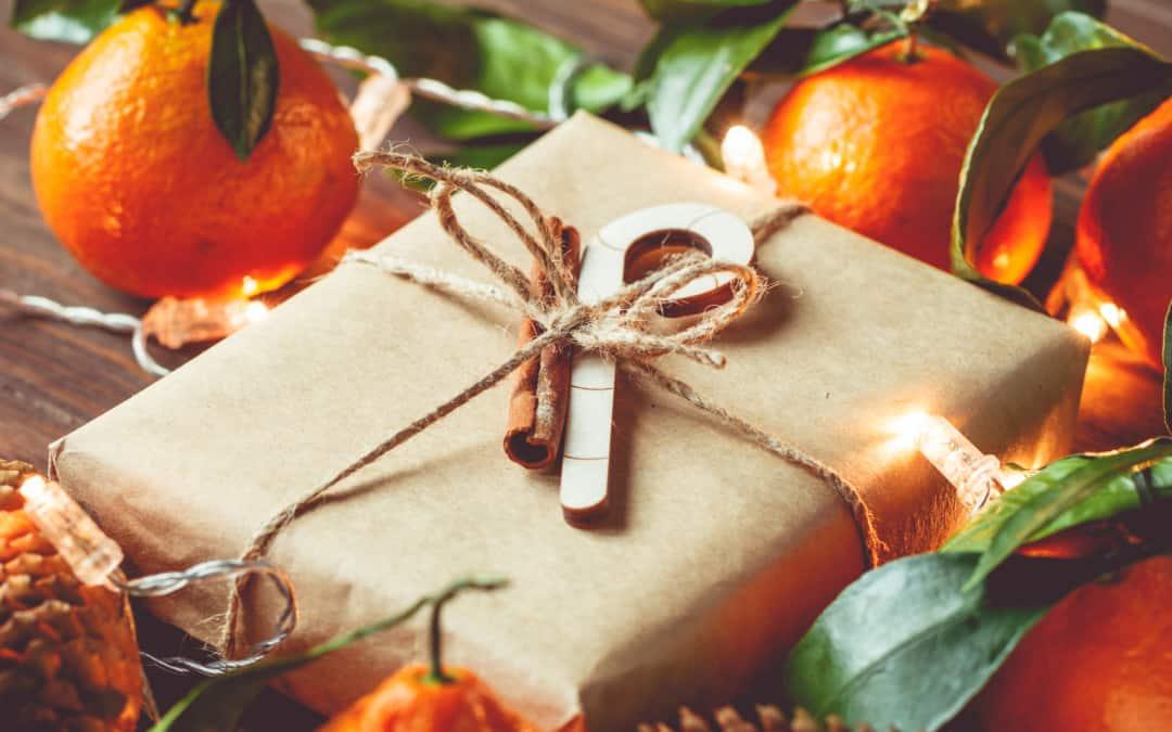Weihnachtszeit: Geschenkideen für reiselustige Veganer