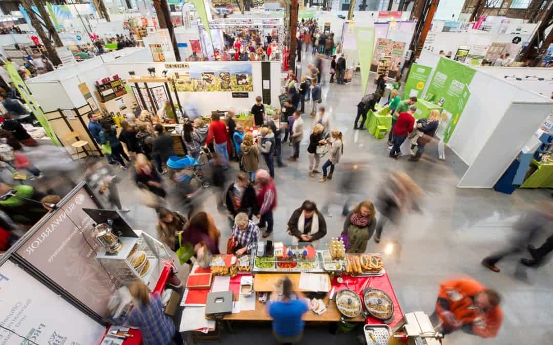 Vegane Events & Messen in Europa 2020