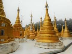 Vegane Reise nach Myanmar
