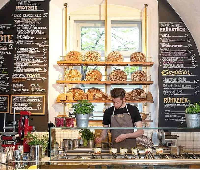 Veganguide Regensburg: Café ANNA