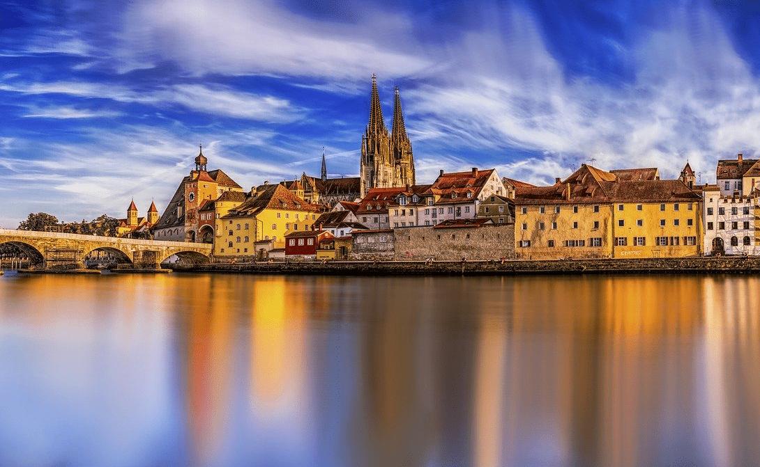 Veganguide Regensburg: Altstadt