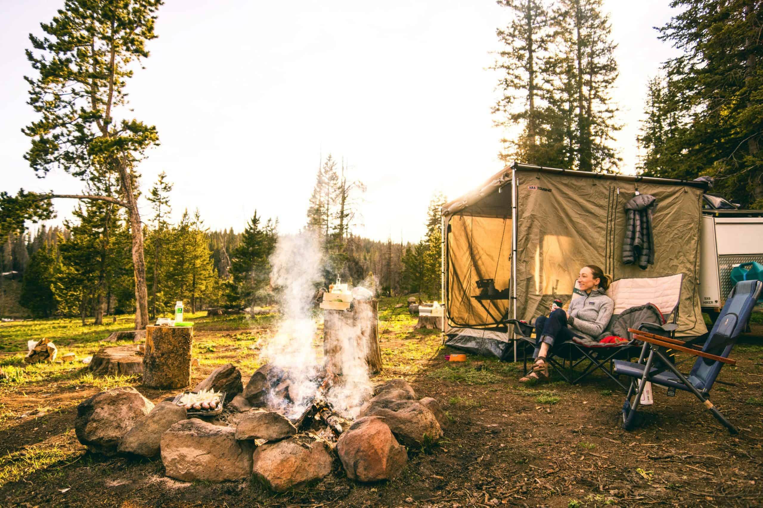 Vegane Campingküche