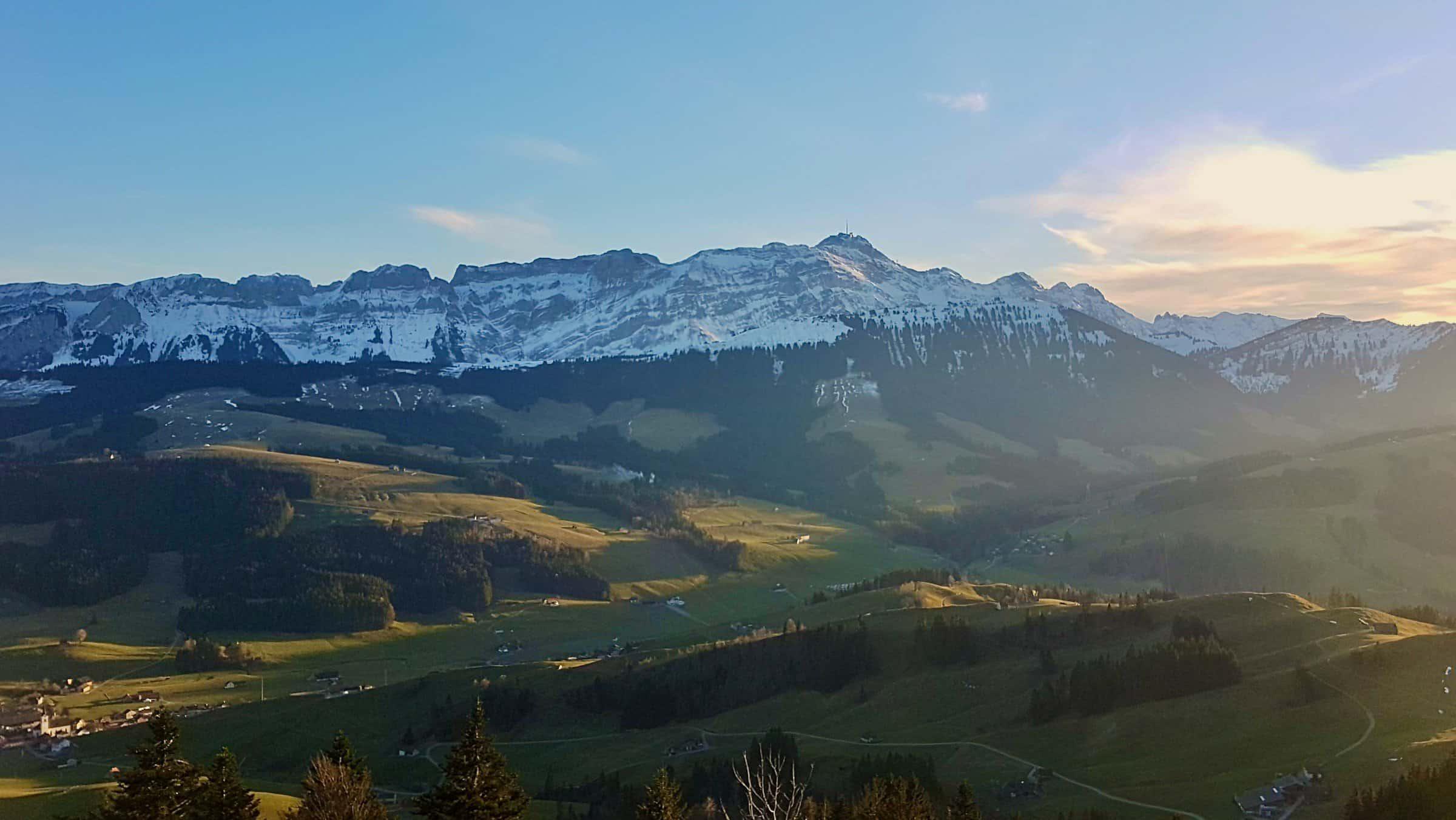 Vegan reisen in der Schweiz - Tipps von Bettina 2
