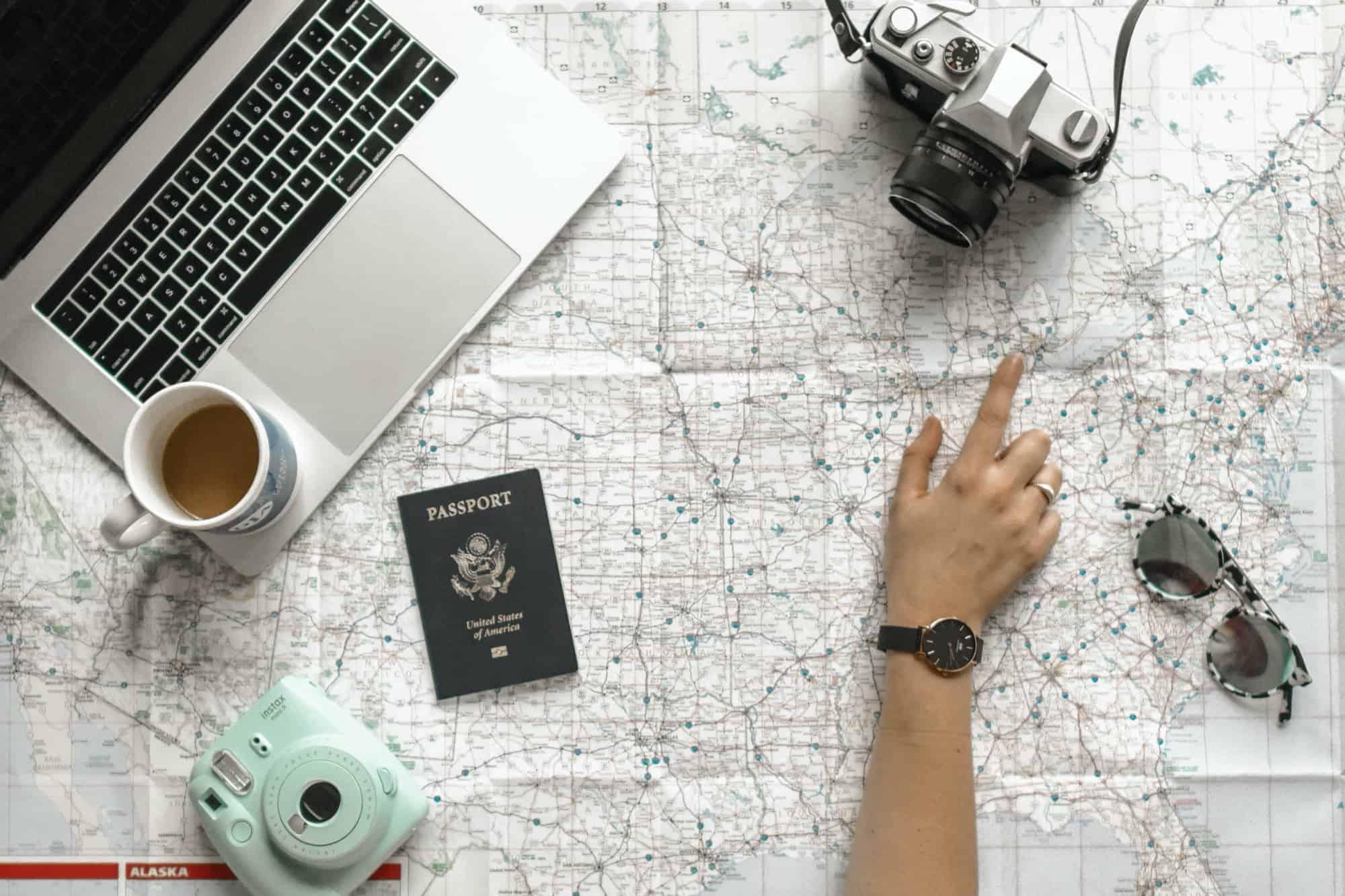 Vegane Reiseblogs