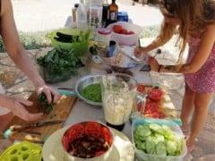 8 Tage Kochworkshop und Yoga Retreat auf Kreta