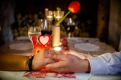 Romantische Auszeit für Veganer im idyllischen Nordschwarzwald