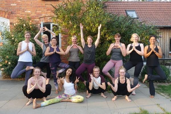Retreat Yourself Yoga Wochenende an der Ostsee 6
