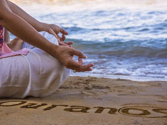 Meditation Yoga Bogenschießen - auf der Insel Korfu 2