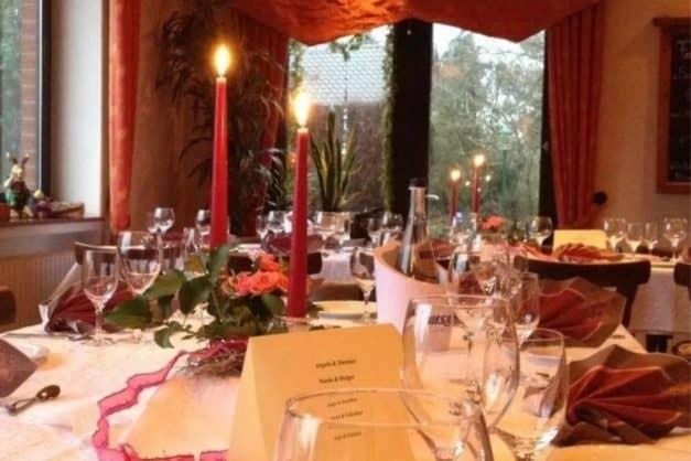 Kleine Auszeit für Veganer mit romantischem Candle-Light-Dinner
