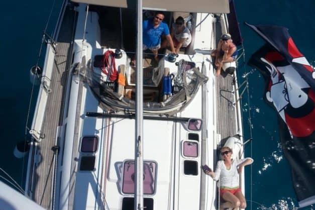 Vegane Segelreisen - VeganSail